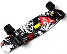 Пенни борд Penny 22″ с рисунком Street board - Скейтборды и роллерсерфы, фото 2