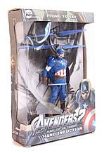 Літаючий Капітан Америка Captain America - Ігрові фігурки, роботи, трансформери