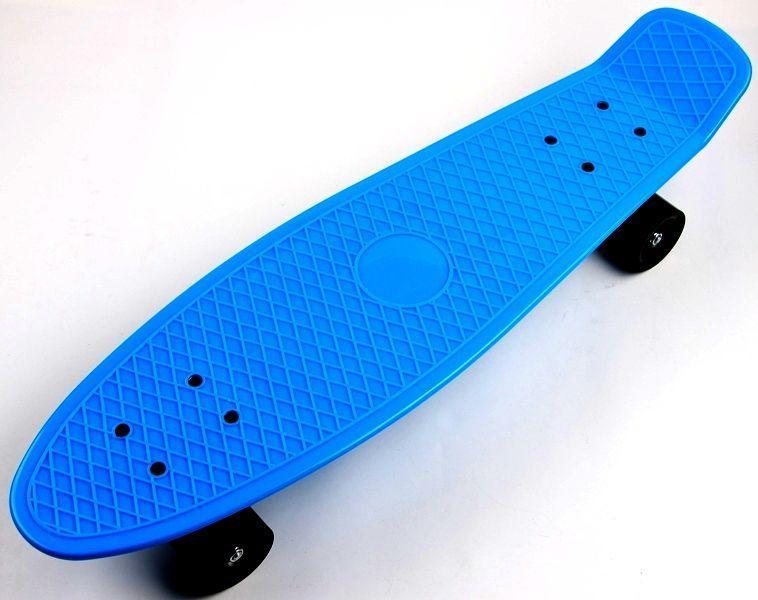Пенни борд Penny 27″ Nickel (Синий) Матовые колеса - Скейтборды и роллерсерфы