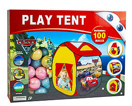 Детская Палатка с шариками - Детские игровые палатки, домики