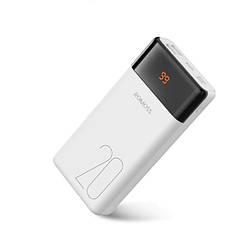 Банк заряда ROMOSS LT20 20000 mAh white