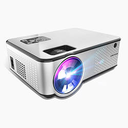 Проектор Crenova Q6 silver. HD