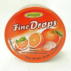 Woogie Fine Drops Orange