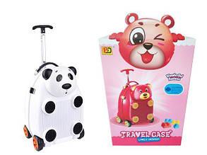 Детский чемодан Панда 1707 - Дорожные сумки и чемоданы