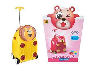 Детский чемодан Львенок 1708 - Дорожные сумки и чемоданы