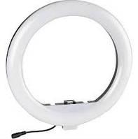 Лампа кольцевая Led YQ-320 30см