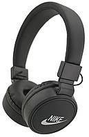 Наушники с микрофоном Nike NK-210 Black (3628) (реплика)