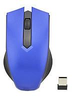 Беспроводная оптическая мышка (мышь) 310 Blue (95056)