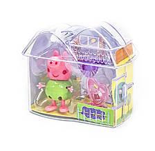 Ігровий набір Свинка (у блоці)