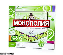 Настольная игра Монополия 5216R - Настольные игры