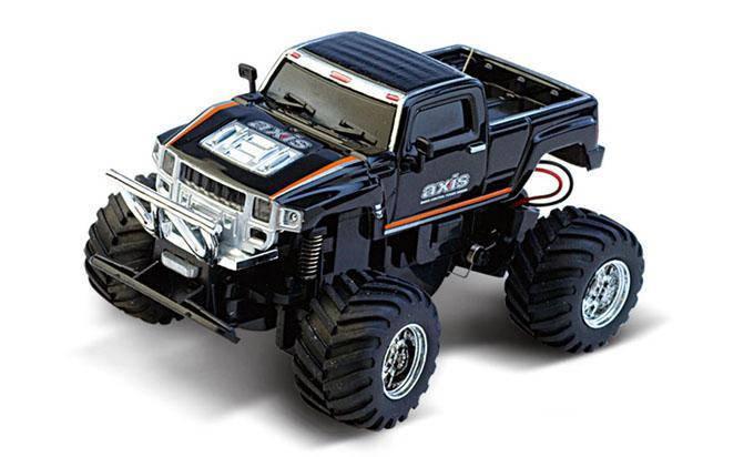 Машинка на радиоуправлении Джип 1:58 Great Wall Toys 2207 (черный, 35MHz) - Радиоуправляемые игрушки, фото 2