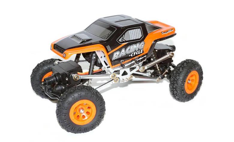 Краулер радиоуправляемый 1:24 WL Toys 24438-B металлическая версия, фото 2