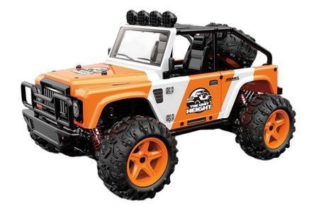 Машинка радиоуправляемая 1:22 Subotech Brave 4WD 35 км/час (оранжевый) - Радиоуправляемые игрушки