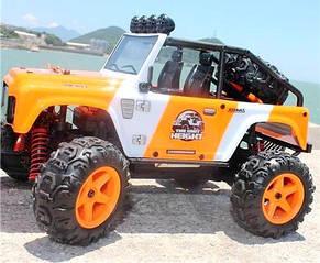 Машинка радиоуправляемая 1:22 Subotech Brave 4WD 35 км/час (оранжевый) - Радиоуправляемые игрушки, фото 2