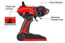 Мотоцикл радиоуправляемый 1:12 Crazon 333-MT01 (красный) - Радиоуправляемые игрушки, фото 3