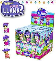 Детская игрушка Who's your llama - Игровые фигурки, роботы трансформеры