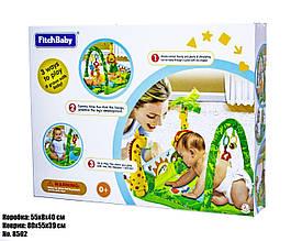 Развивающий игровой коврик FitchBaby для младенца - Развивающие и игровые коврики