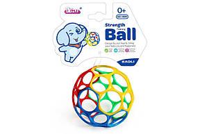 Мяч Baoli развивающая игрушка 0+ - Игрушки для самых маленьких, фото 2