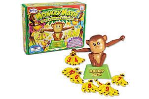 Развивающая игра по математике Popular Monkey Math Задачки от мартышки (сложение) - Игрушки для самых, фото 2