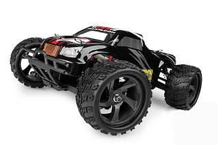 Радиоуправляемая модель Монстр 1:18 Himoto Mastadon E18MT Brushed (черный) - Радиоуправляемые игрушки