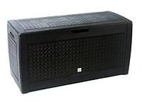 Ящик для зовнішнього зберігання BOXE MATUBA 310 л, коричневий