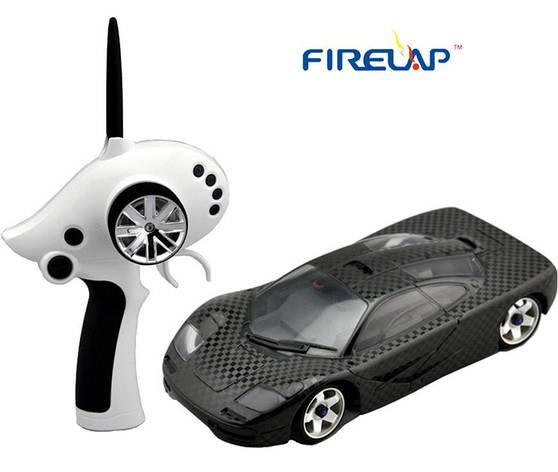 Автомодель р/у 1:28 Firelap IW02M-A Mclaren 2WD (карбон) - Радиоуправляемые игрушки, фото 2