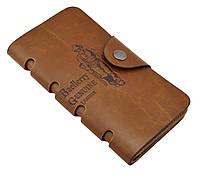 Мужское портмоне Baellerry Genuine Leather COK10 (4471)
