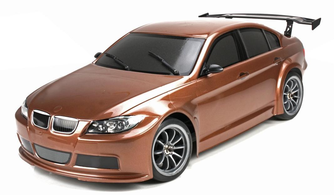 Шоссейная 1:10 Team Magic E4JR BMW 320 (коричневый) - Радиоуправляемые игрушки