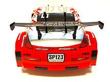 Радиоуправляемая модель Дрифт 1:10 Himoto DRIFT TC HI4123BL Brushless (красный) - Радиоуправляемые игрушки, фото 3