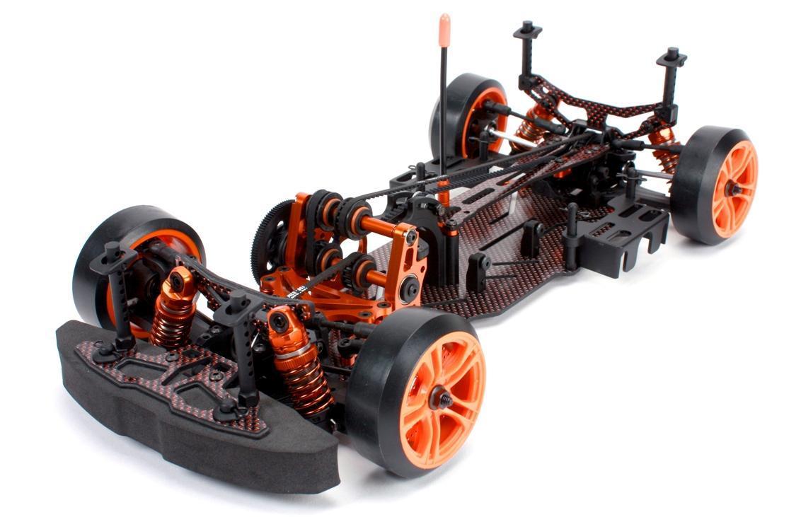 Дрифт 1:10 Team Magic E4D MF Pro KIT - Радиоуправляемые игрушки