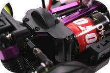 Радиоуправляемая модель Дрифт 1:10 Himoto DRIFT TC HI4123 Brushed (Nissan 350z) - Радиоуправляемые игрушки, фото 2