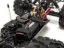 Радиоуправляемая модель Монстр 1:8 Himoto Raider MegaE8MTL Brushless (красный) - Радиоуправляемые игрушки, фото 3