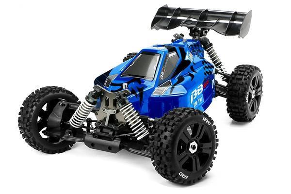 Радиоуправляемая модель Багги 1:8 Team Magic B8ER 6S ARTR (синий) - Радиоуправляемые игрушки