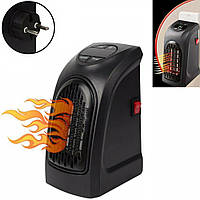 Термовентилятор UKC Handy Heater Черный