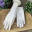 Жіночі рукавички весняно - літні рукавички, фото 3