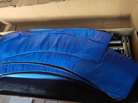 Батут Profi 305см. 60 пруж. (MS 0497) Синий, фото 2