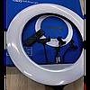 Кольцевая cветодиодная лампа со штативом LED Soft Ring Light RL-21 (диаметр 54 cм) с пультом ДУ, фото 4