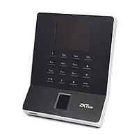 Биометрический терминал ZKTeco WL20 black со считывателем отпечатка пальца с Wi-Fi