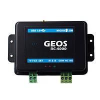 GSM - контроллер RC-4000 (управление автоматическими воротами, шлагбаумами)
