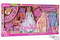 Кукла Defa Дефа с нарядом - кукла 29 см, 5 платьев, питомец 6073, фото 3