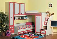 Модульная стенка для детской комнаты «Твинс», Лучшая цена!