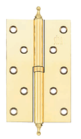 Петля Siba 125 мм разносторонняя с декором