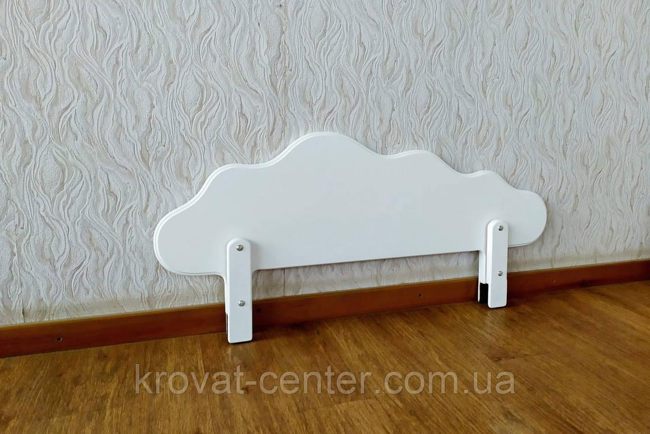 """Защитный бортик для кровати из МДФ от производителя """"Облако"""" 100 см."""