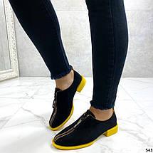 Туфли черного цвета, фото 3