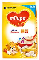Каша  молочна рисова з бананом для дітей від 5-ти місяців