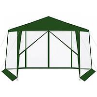 Павильон садовый шатер 2х2х2м 6-секционный