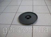 Кришка на відра (поліетилен) 10литра чорна (1 шт)