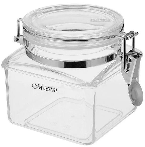 Банка для сыпучих продуктов Maestro 1.8 л (MR1700-23)