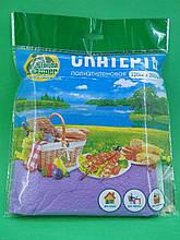 Скатертина п/е (120x200) Супер торба бузкова (1 шт)