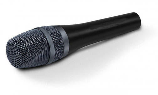 Микрофон ручной HLV DM E965 Black, фото 2